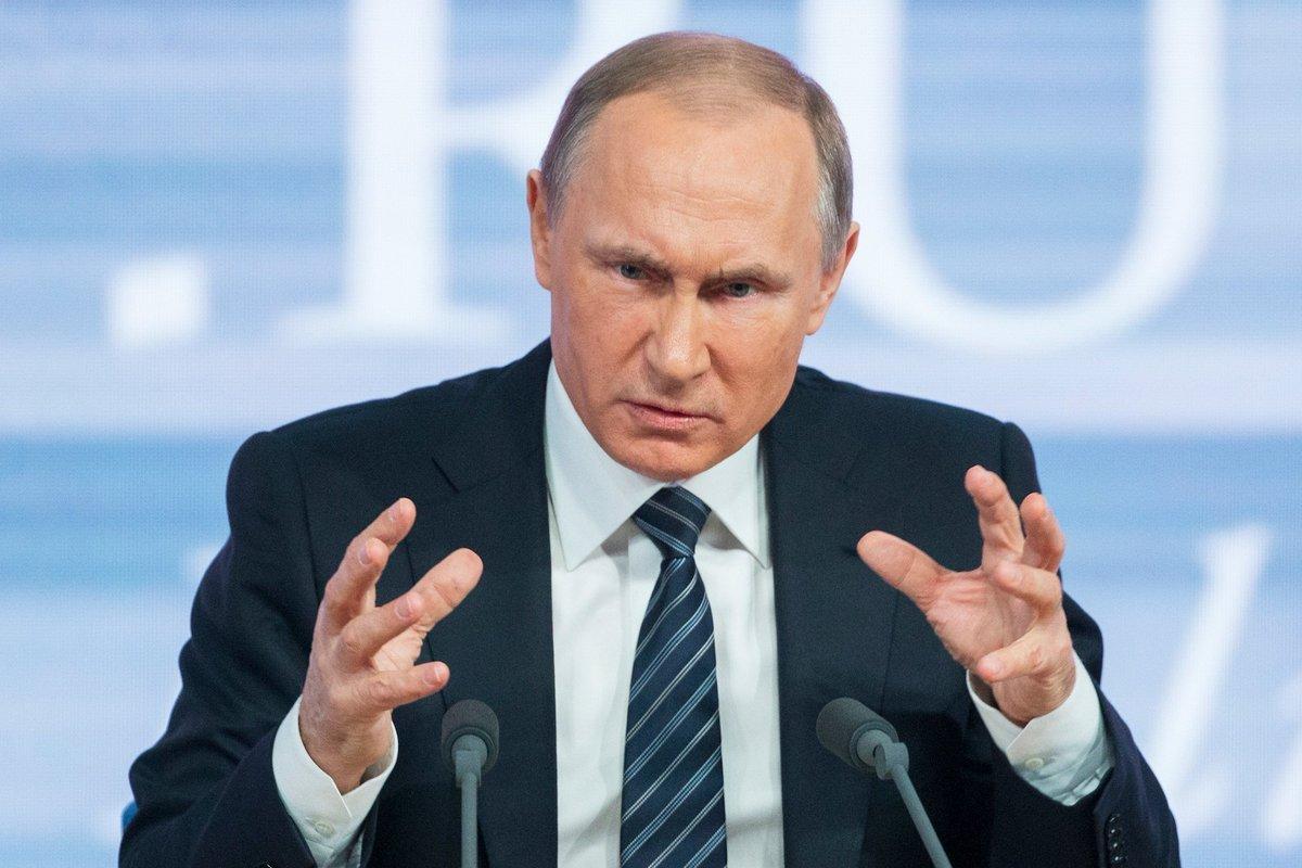 покушении на Путина
