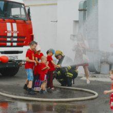 В Гомеле пройдет праздник пожарной службы