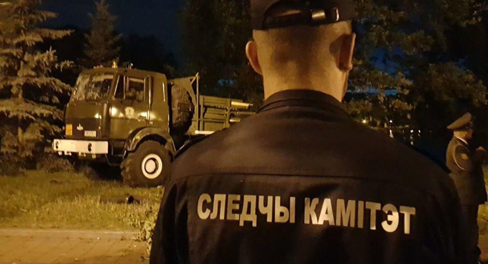 салюта в Минске