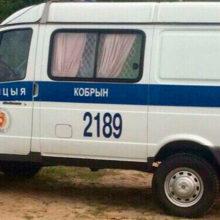 Мужчина после задержания покончил с собой в милицейской машине