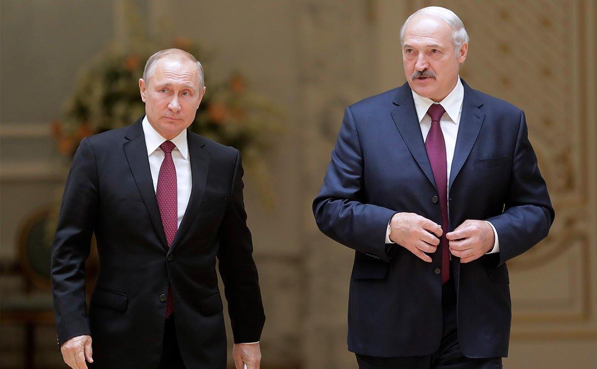 встречи Путина и Лукашенко на Валааме