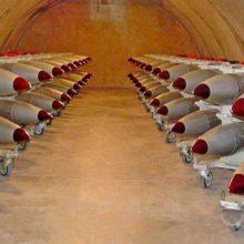 В НАТО случайно раскрыли места размещения ядерного оружия США