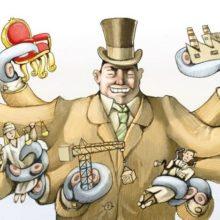 IT-страна или рождение олигархата?
