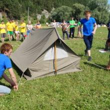 Областной турслет работающей молодежи проведут в Мозырском районе