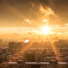 Погода в Беларуси на оставшиеся дни недели