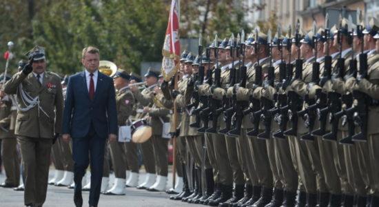 Польша создает на востоке страны самую мощную дивизию сухопутных войск