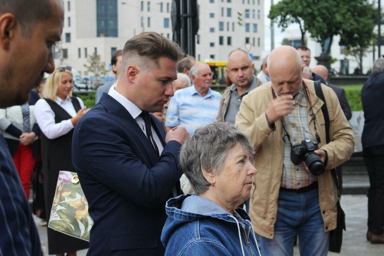 В Беларуси почтили память погибших в Первой мировой войне