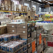 ВГомеле открывается еще один нашумевший магазин низких цен