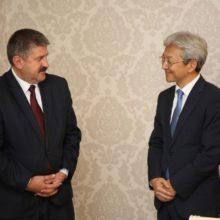 В Гомельской области с визитом находится посол Республики Корея