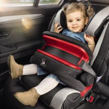 В области стартует профилактическая акция «Ребенок − главный пассажир!»