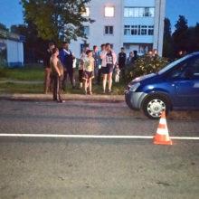 За одни сутки на Мозырщине в ДТП пострадало два ребенка