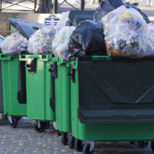 Беларусь лидер по продаже мусора в Россию
