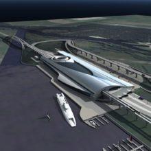 Белорусские инженеры и архитекторы разработали проект поездов будущего
