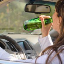 В Рогачевском районе бесправница в очередной раз попалась пьяной за рулем