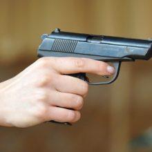 Гомельчанин угрожал парням пневматическим пистолетом