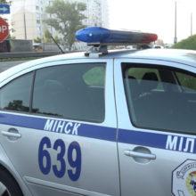 Нетрезвый водитель в Пинске напал на сотрудника ГАИ
