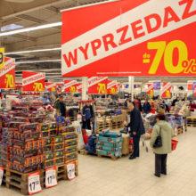 Белорусы стали меньше тратить в Польше