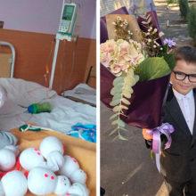 Андрюша из Украины, который мастерил снеговичков, переехал в Гомель
