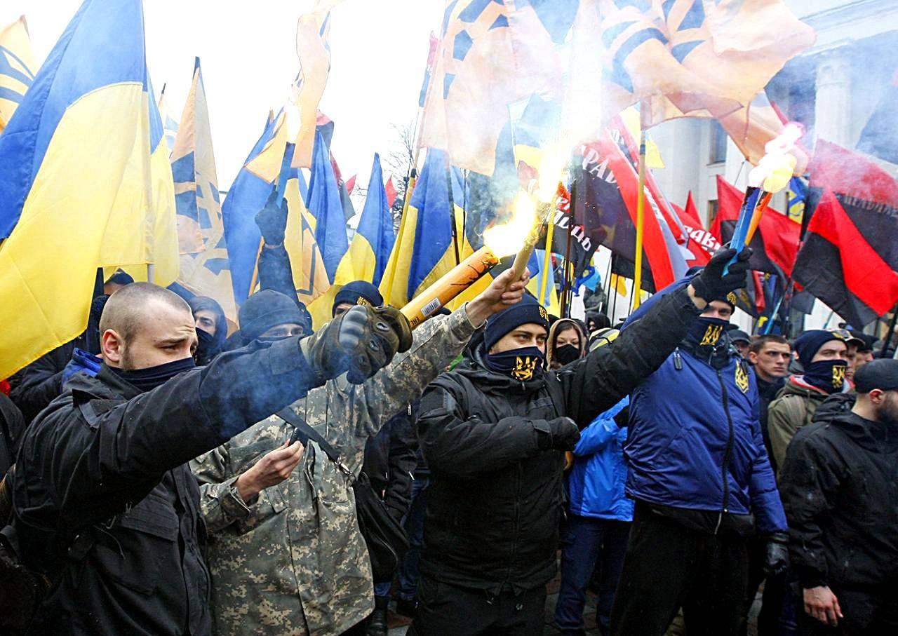 Беспорядки на площади Независимости в Киеве