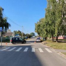 ДТП в Гомеле: Volkswagen сбил велосипедиста