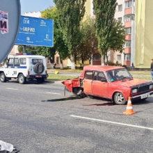 ДТП в Гомеле: «Жигули» сбили двух женщин прямо на тротуаре