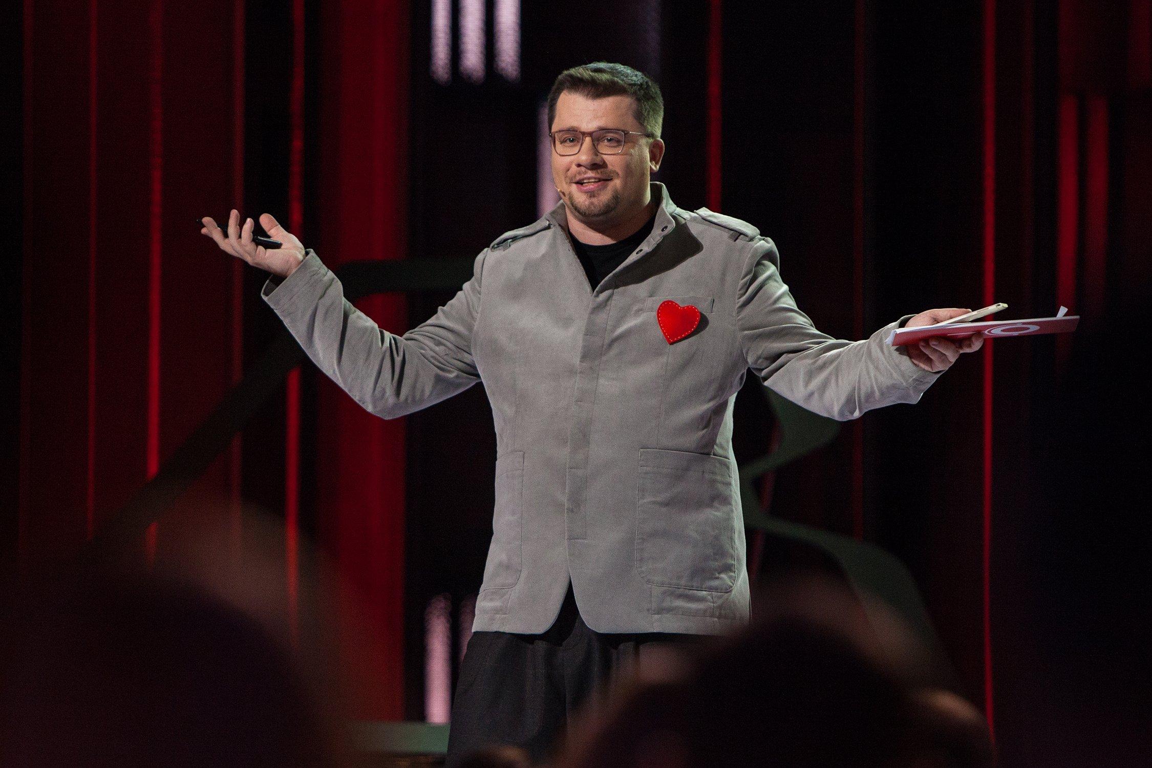 Гарик Харламов анонсировал возвращение Comedy Club