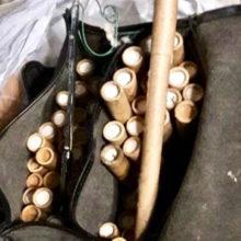 Мужчина нашел в сарае 80 колб с ртутью