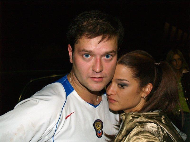 Никита Исаев с Бородиной