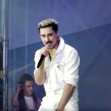 Пьяный Билан опозорился на концерте в Самаре