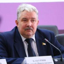 Сергей Бабурин — биография и личная жизнь политика
