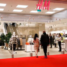 ВМинске открыли первый H&M. Что ипочем там продают