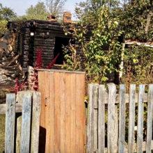 В Мозырском районе пенсионерка убила знакомую и подожгла дом