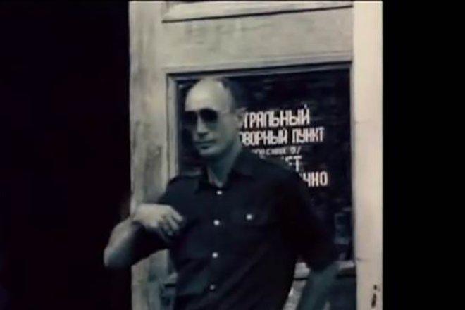 Владимир Путин работал в КГБ