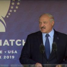 Лукашенко: через два года Минск станет столицей США