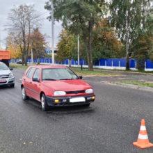 ДТП в Жлобине: 7-летний мальчик оказался под колесами авто