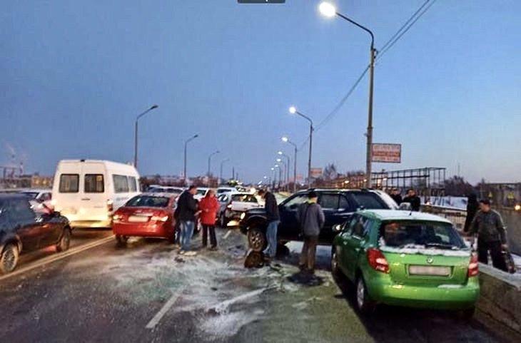 ДТП в Жлобине