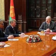Лукашенко назначил новых руководителей районов