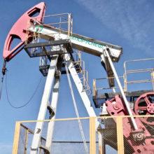 На Речицком месторождении нефти пробурен самый крупный в стране куст скважин