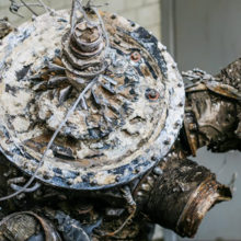 Под Светлогорскомобнаружены останки советского самолета времен ВОВ