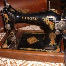 За швейную машинку Singer готовы платить большие деньги