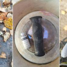 Смертельная находка: в велосипедной ручке мозырянин обнаружил ртуть