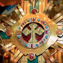 В Гомель доставят ковчег с мощами святой Матроны Московской и крест-мощевик