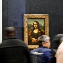 В Лувре рассказали о серьезном повреждении «Джоконды»
