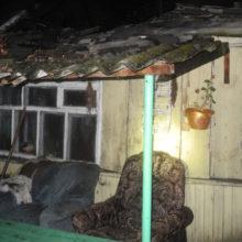 За прошедшие сутки в Гомельской области сгорели три бани