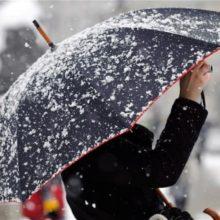 Сегодня по Беларуси ожидается мокрый снег
