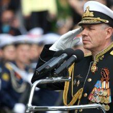 Белорус возглавил Главный штаб ВМФ России