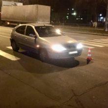 ДТП в Гомеле: водитель на «зебре» сбил женщину с ребенком