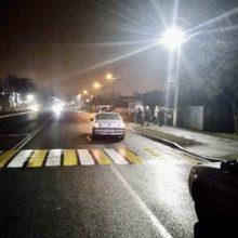 ДТП в Жлобине: Peugeot сбил пенсионера прямо на «зебре»