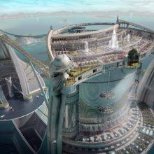 Какими станут мегаполисы в 2040 году