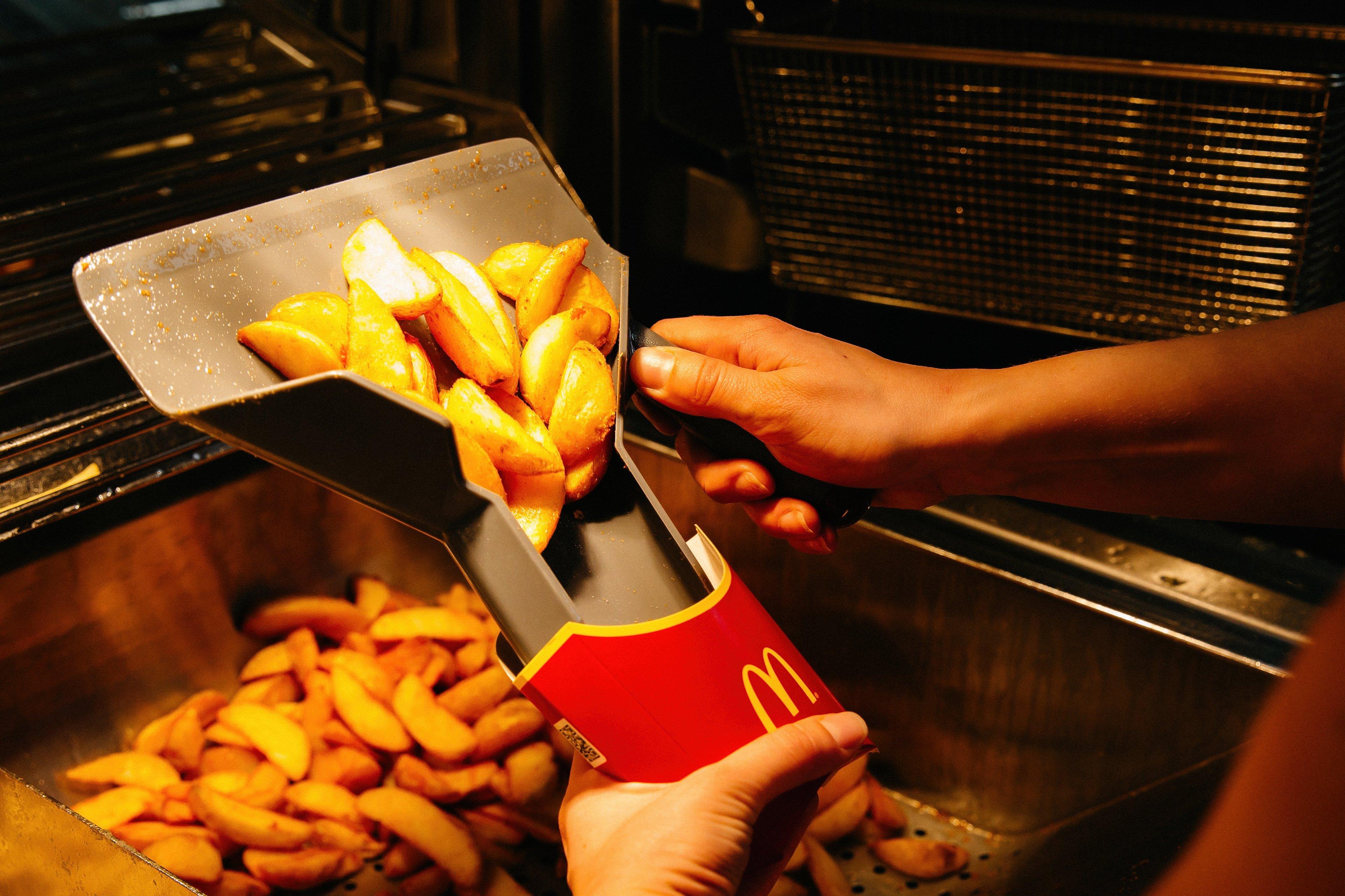 МакДональдс в Гомеле